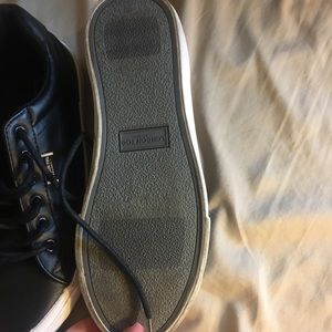 London Fog Shoes - Leather sneakers